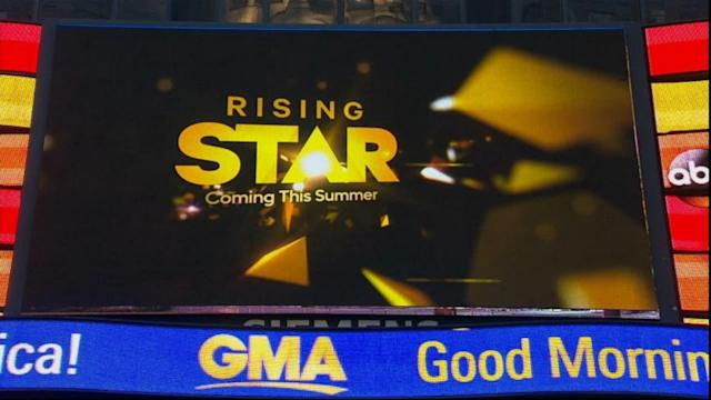 ABC Searches for America's Next 'Rising Star'