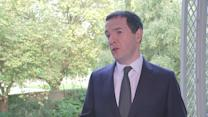 Osborne on Royal Mail sale
