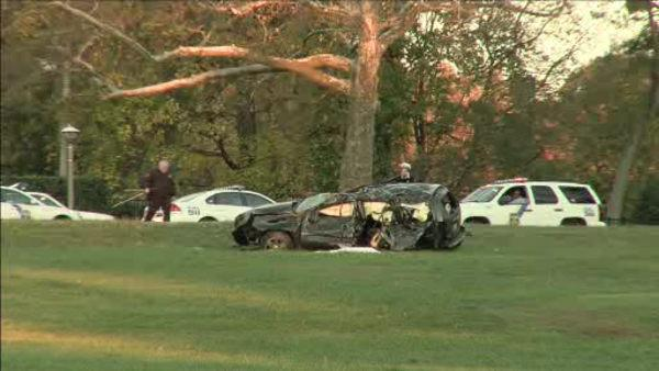 1 dead, 1 injured, 1 missing after Fairmount Park police chase