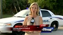 Shooting on college campus injures 1