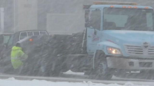Midwest Blizzard Has Hurricane-Force Winds