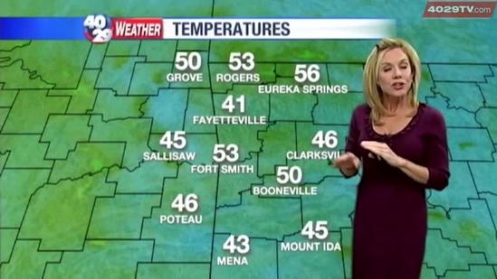 Laura Web Weather