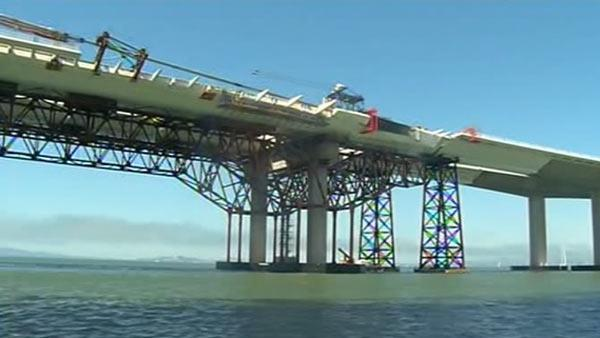 Caltrans reviews busted bolts on new Bay Bridge