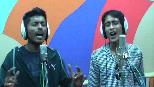 Song to celebrate Modi's victory!