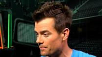 Josh Duhamel Ready To Push The Envelope At The 2013 Kids' Choice Awards