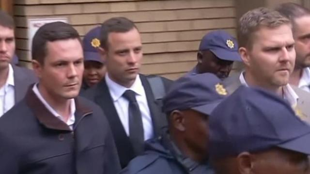 Witness says Pistorius asked friend to take blame in separate gun incident