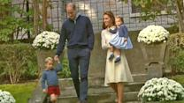 Prince William and Kate Middleton Set to Wrap Up Canada Visit