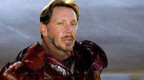 Why Larry Ellison Is the Iron Man of Tech