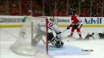 Patrick Kane dazzles with backhand goal