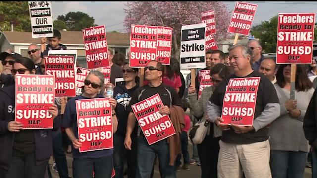 Sweetwater Teachers Outraged At Board Members