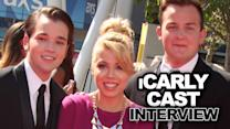 """iCarly"" Cast Talks Reunion Possibilities, Future Projects & More - 2013 Creative Arts Emmys"