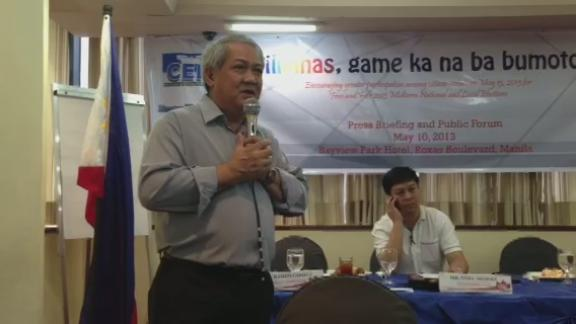 Electoral reforms group gives Comelec passing grade