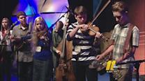 Behind the scenes at the Bluegrass Music Awards