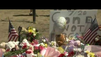 Shooting victims mourned at memorial