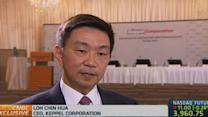 Keppel: Beijing is aware of property sector woes