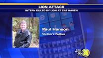 Father of lion attack victim mourns his daughter | 3 of 4