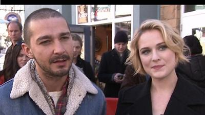 Sundance 2013: Shia LaBeouf And Evan Rachel Wood Discuss 'The Necessary Death Of Charlie Countryman'