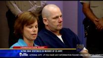 Alpine man sentenced in murder of ex-wife
