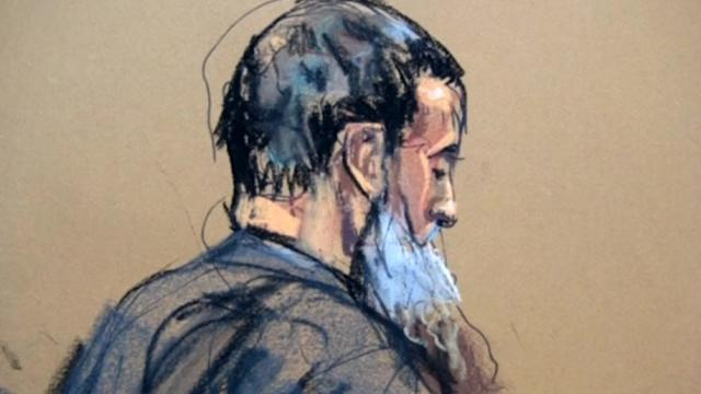 Libyan al Qaeda suspect al-Liby pleads not guilty in New York court
