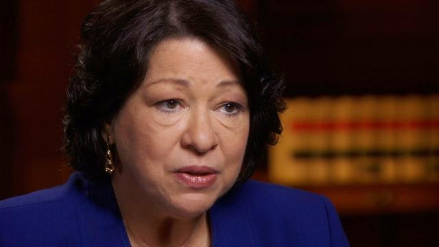 Preview: Justice Sotomayor