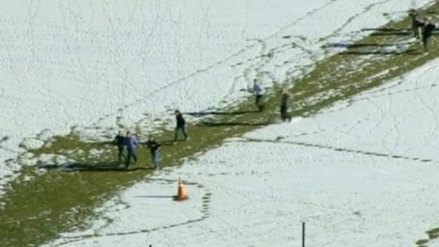 Police investigate reports of shooting at Colorado high school