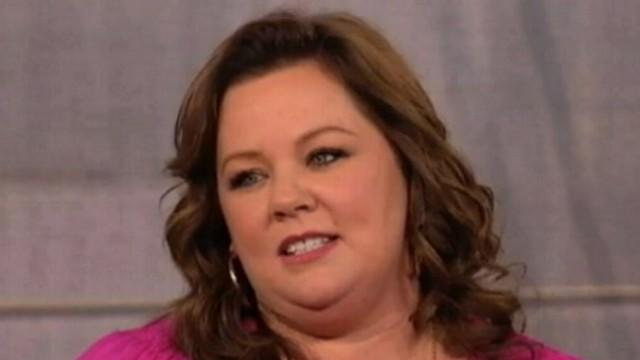 Melissa McCarthy's Weight Under Attack by Critic