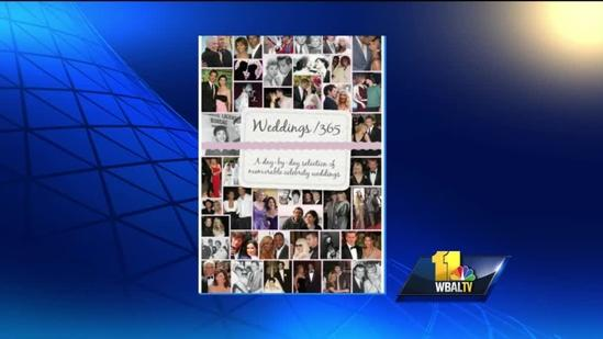 New book takes us inside celebrity weddings