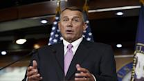 Boehner Takes Risk With Unconditional Debt Limit Vote
