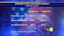 Three Valley Republican Congressmen urged to back immigration reform