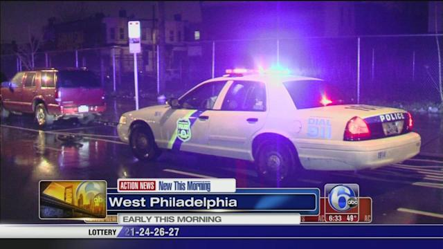Hit-and-run driver injures man in West Philadelphia