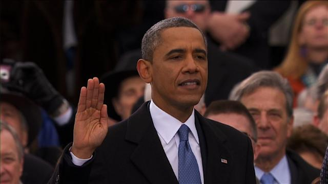 Obama's ardent call for equality