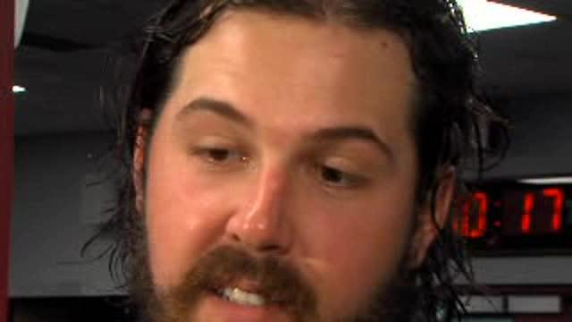 Chris Perez Postgame 6-22-2011