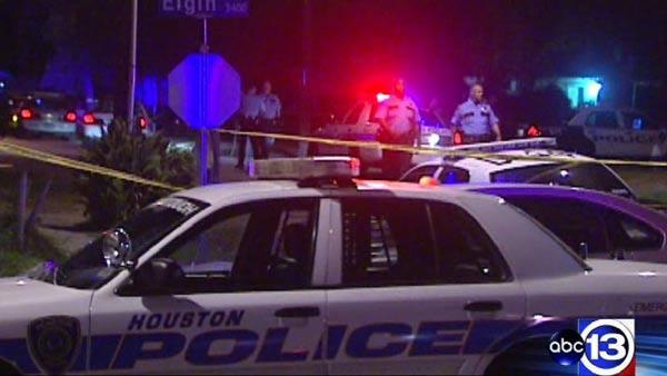 HPD investigating officer-involved shooting