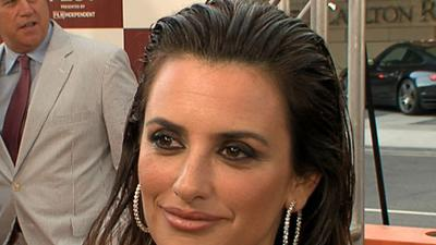 Penelope Cruz's 'To Rome With Love' Premiere