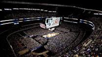 What it's like at the Final Four