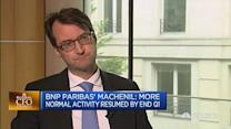 BNP Paribas reports net profit growth