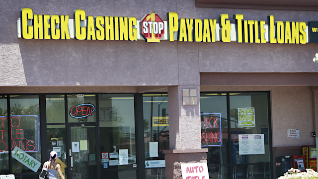 The practices of payday lending