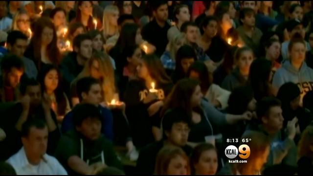 Isla Vista Tragedy Prompts Calls For New Gun Control Laws In California