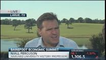 Continuity with Yellen: Niall Ferguson