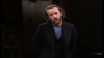 George Carlin: First-ever monologue on 'Saturday Night Live'