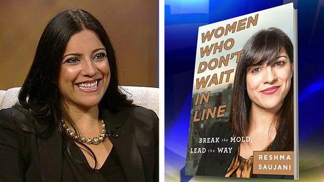 Book says women should break the mold and lead
