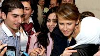 Asma Assad Makes Rare Appearance