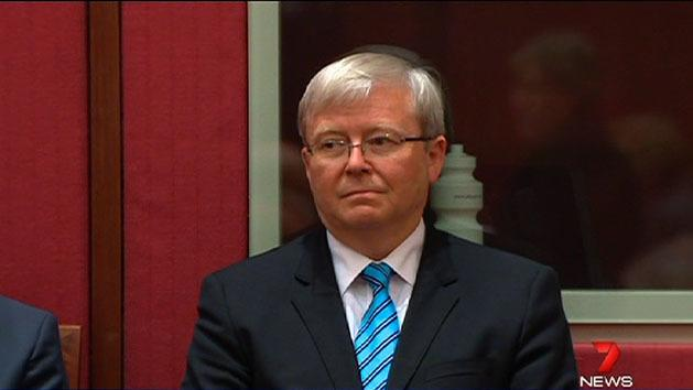 Rudd-backer dumped from Senate