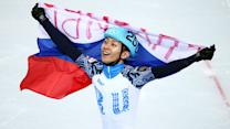 Victor An is Russia's Olympic hero