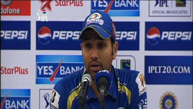 Mumbai Indians post-match press conference