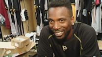 RAW: Andrew McCutchen Weighs In On New Look