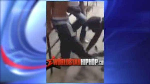 3 arrested in Newark beating posted on YouTube
