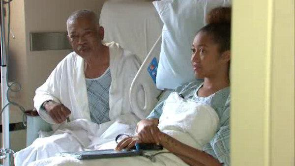 Man gets kidneys from daughter, then granddaughter