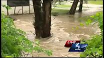 Bob Mayo reports on flooding in DuBois, nearby towns