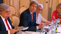 "Kerry on nuclear talks: ""We are making progress"""